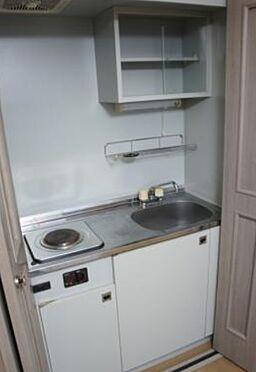 マンション(建物一部)-秋田市山王3丁目 キッチン