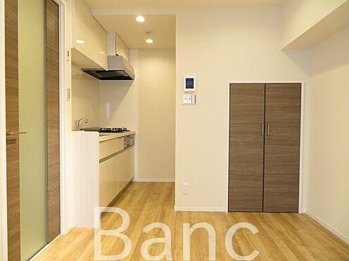 中古マンション-品川区西五反田1丁目 梁の少ないリビングで家具の配置がしやすい間取りです