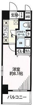 マンション(建物一部)-大阪市東成区中道1丁目 使い勝手の良いアメリカンセパレート