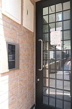 アパート-渋谷区初台1丁目 エントランス