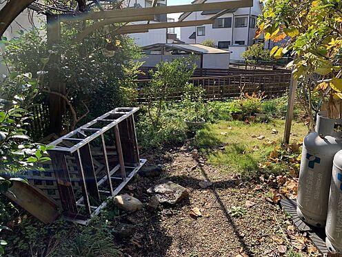 土地-豊田市西中山町神子塚 お洗濯を干したり、家庭菜園などが楽しめる広さです