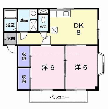 アパート-熊本市北区楡木4丁目 102号室