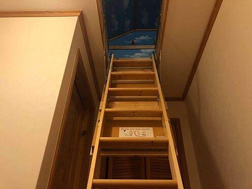 中古一戸建て-名古屋市瑞穂区仁所町1丁目 ロフトは子どもたちの隠れ家に