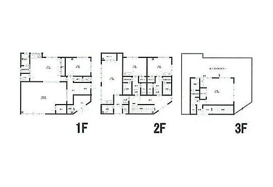 マンション(建物全部)-葛飾区奥戸2丁目 間取り