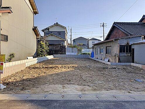 新築一戸建て-春日井市上条町10丁目 敷地面積53坪超!南側にお庭があり、陽当り良好です!