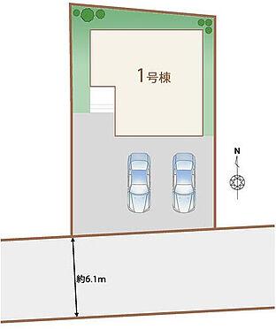 戸建賃貸-仙台市泉区八乙女中央4丁目 その他