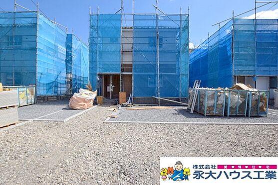 新築一戸建て-栗原市若柳字川南堤通 外観