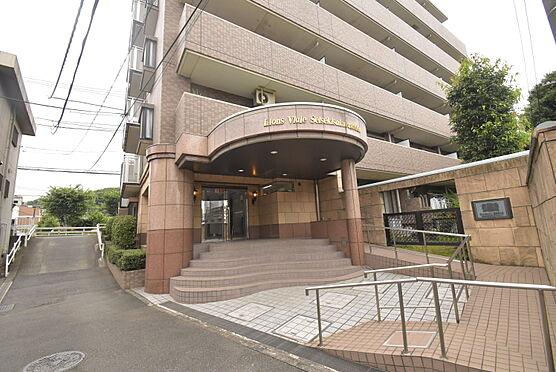 中古マンション-日野市落川 エントランス