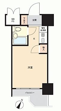 マンション(建物一部)-川崎市中原区丸子通1丁目 間取り