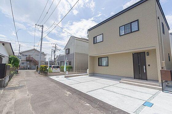 新築一戸建て-仙台市青葉区高松1丁目 外観