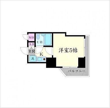 マンション(建物一部)-大阪市中央区上本町西4丁目 間取り