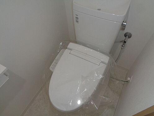 区分マンション-福岡市東区二又瀬新町 トイレ