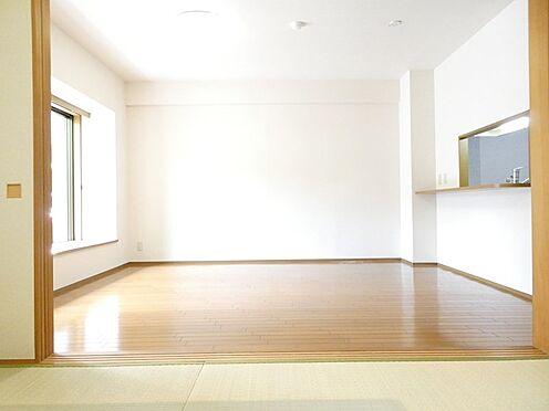 中古マンション-中央区月島4丁目 和室〜リビング