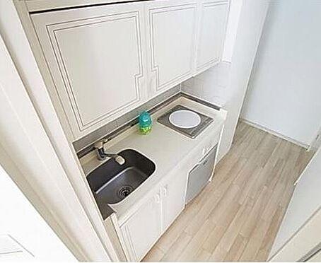 アパート-柏市あけぼの2丁目 キッチン