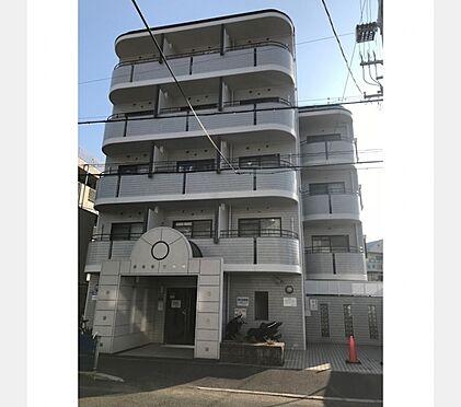区分マンション-京都市伏見区深草泓ノ壺町 落ち着いた印象のたたずまい