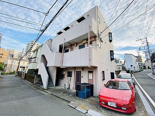 アパート-藤沢市藤沢 現地外観写真