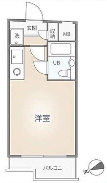マンション(建物一部)-世田谷区桜2丁目 間取り