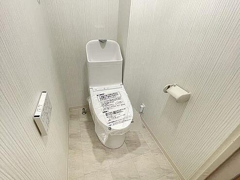 中古マンション-半田市堀崎町2丁目 トイレも交換済みです