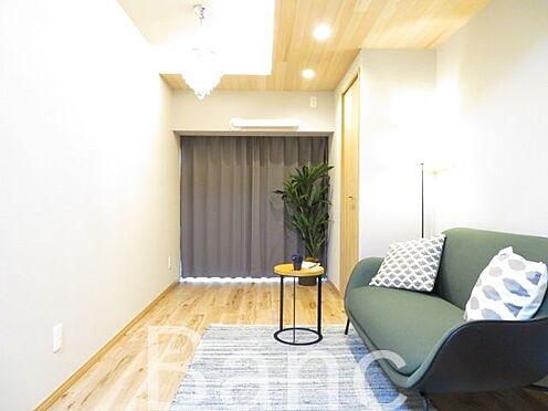 中古マンション-渋谷区恵比寿西1丁目 くつろぎ空間、リビングルームです