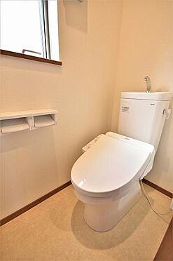 新築一戸建て-仙台市泉区南光台2丁目 トイレ