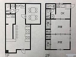 バス ****駅 バス 北本庄1丁目下車 徒歩6分