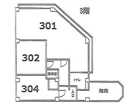 ビル(建物全部)-板橋区徳丸7丁目 間取り
