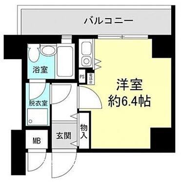 マンション(建物一部)-神戸市灘区深田町3丁目 水まわりと居室をわけた暮らしやすいプラン