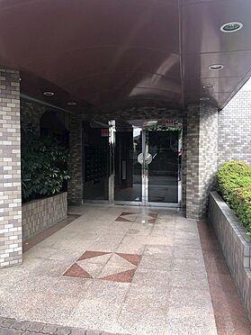 中古マンション-川越市新宿町3丁目 エントランス
