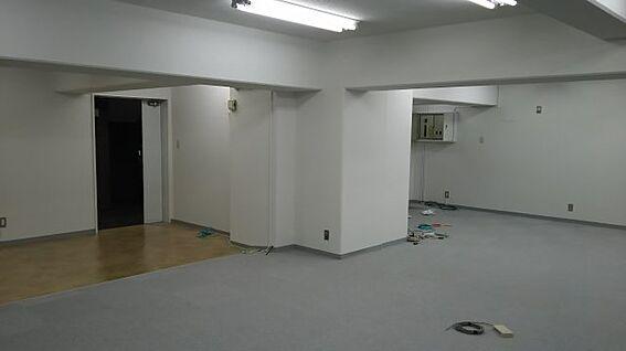 事務所(建物一部)-港区南麻布2丁目 内装