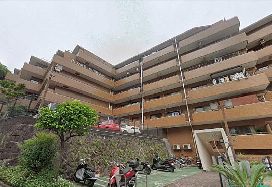 マンション(建物一部)-横須賀市ハイランド4丁目 外観
