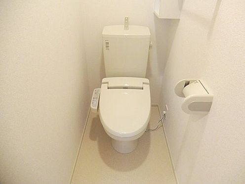 アパート-姫路市京町2丁目 トイレ