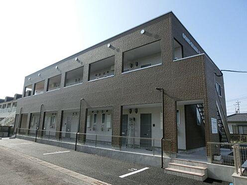 アパート-霧島市隼人町内 外観