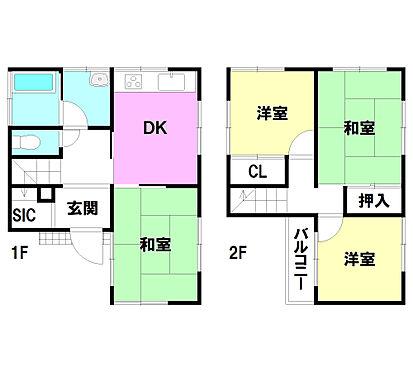 建物全部その他-広島市東区山根町 間取り