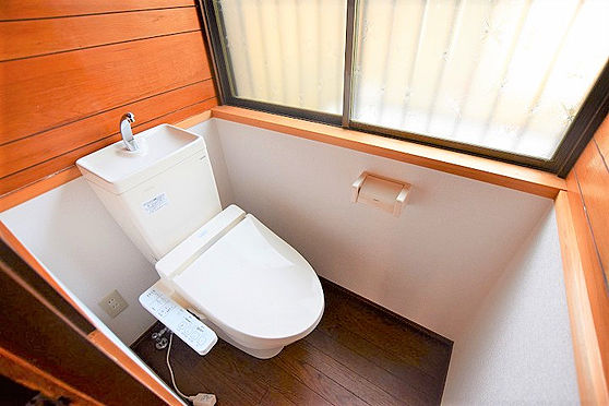 中古一戸建て-白石市白川津田字越田前 トイレ