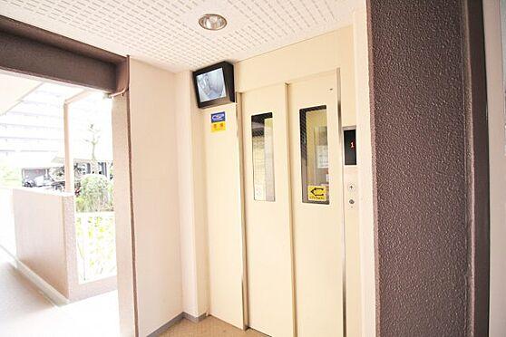 マンション(建物一部)-京都市伏見区淀美豆町 防犯カメラ搭載エレベーター