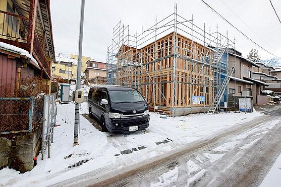 新築一戸建て-仙台市太白区八木山香澄町 外観