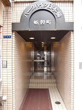 マンション(建物一部)-中央区日本橋蛎殻町2丁目 入口です。