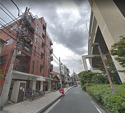 マンション(建物全部)-横浜市中区石川町4丁目 前面道路