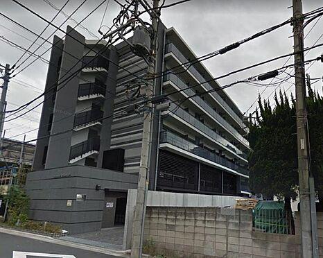 区分マンション-川崎市中原区中丸子 外観