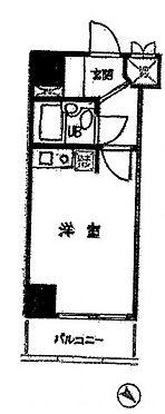 中古マンション-川崎市川崎区貝塚1丁目 間取り
