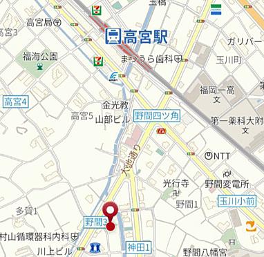 中古マンション-福岡市南区野間3丁目 その他