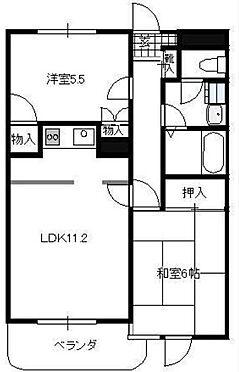 マンション(建物全部)-立川市富士見町3丁目 間取り