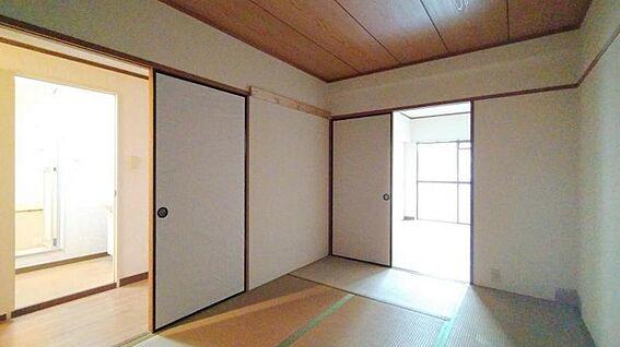 中古マンション-福岡市西区今宿青木 和室です☆