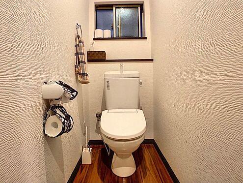 中古一戸建て-春日井市岩成台7丁目 1・2階にトイレあり!