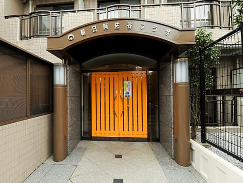 マンション(建物一部)-杉並区阿佐谷北4丁目 朝日阿佐ヶ谷プラザ・ライズプランニング