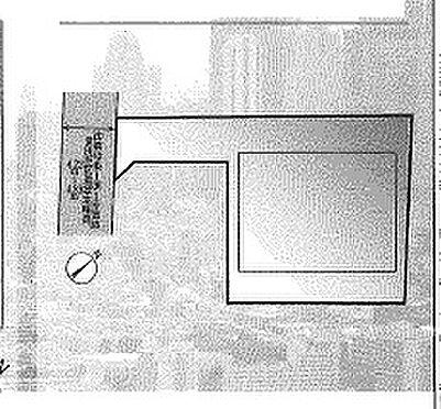 アパート-世田谷区若林3丁目 区画図