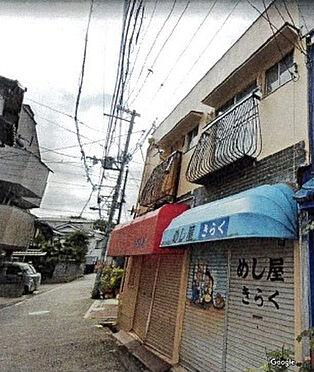 店舗付住宅(建物全部)-大阪市西成区聖天下2丁目 間取り