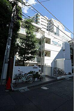 中古マンション-渋谷区広尾1丁目 現地外観