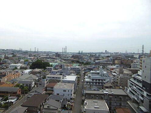中古マンション-相模原市緑区橋本3丁目 13階で眺望良好です。風通しも◎