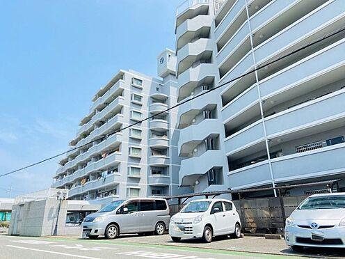 中古マンション-福岡市東区箱崎7丁目 外観写真です。